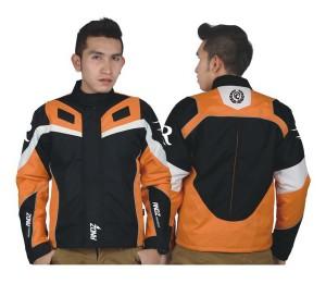 Jaket Motor Touring Biker Safety Pria Cordura Keren Murah - ERAL 016