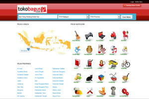 harga WEB SCRIPT OLX & TOKOBAGUS CLONE TEMPLATE WEBSITE Tokopedia.com