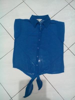 KEMEJA FUNKY BLUE 2nd