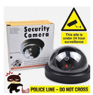Fake cctv camera security / kamera cctv palsu - hhm130