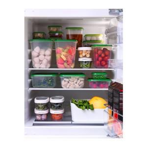 Storage Food Box / IKEA Pruta / Fruta Food Container 1 Set Isi 17 Pcs