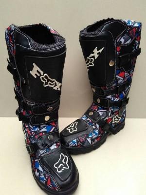 harga Sepatu Boots MX Cross Trail Trabas Touring Fox Motif Murah Tokopedia.com