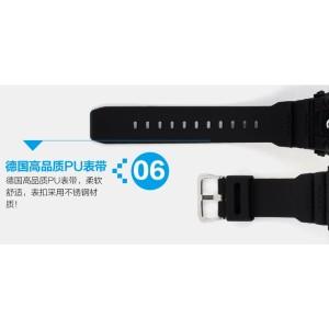 SKMEI S-Shock Sport Watch Water Resistant 50m /Jam tangan pria