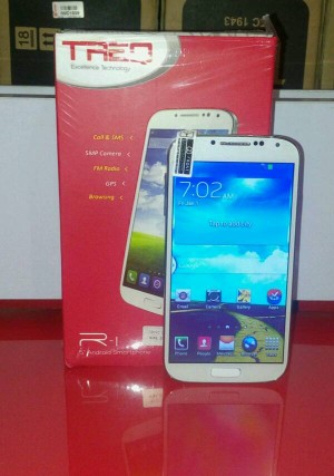 Banting Harga Handphone TREQ R1 Layar 5