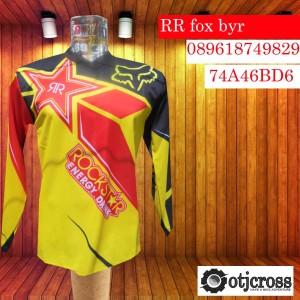 harga baju jersey motor cross ONEAL RIDER YELLOW Tokopedia.com