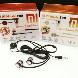 Headset / Handsfree Hi-fi Branded (Samsung, Oppo, Xiaomi, Asus, Vivo)