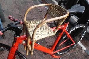 harga Kursi Sepeda Rotan Boncengan Anak Depan Sepeda Gunung Aman nyaman Tokopedia.com