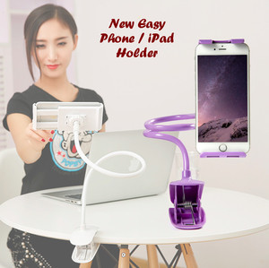 New Easy Phone / iPad / Tablet Holder / lazypod handphone hp unik lucu