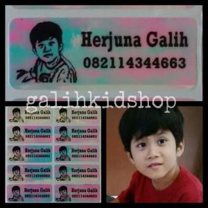 harga Sticker Stiker Label nama Foto Large Tokopedia.com