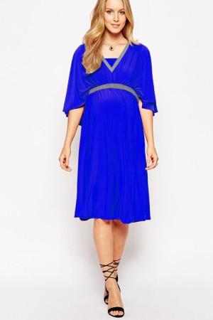 baju hamil Maternity Simply Layer Dress