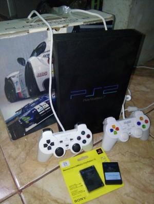 harga Ps2 hardisk fat 40 gb/ps 2 harddisk fat / ps2 second Tokopedia.com