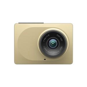 XiaoMi XiaoYi 1080P Wifi Car DVR Camera with ADAS Sistem - Hitam/Gold