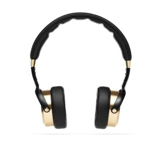 XiaoMi original Headphones - Gold-Hitam