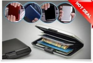 Dompet Simpel Untuk Menyimpan Banyak Macam Kartu