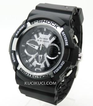 GShock/G-Shock GA 200 Black White
