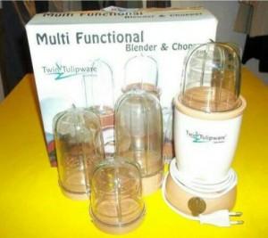 Multi Functional Blender & Chopper Tulipware