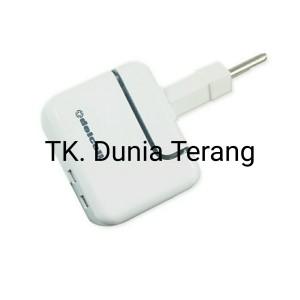MHL micro USB untuk HDMI 1080P HDTV kabel adaptor untuk Samsung Galaxy S5 S4 S3 Note. Source · Delcell Adaptor Charger 2 Port 2.2A - Putih