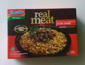 indomie goreng Real Meat#ayam jamur# chicken mushroom