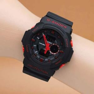 G-Shock GA 150 Black Red