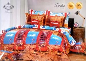 Bedcover Kendra Premier 180 motif London