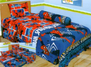 Bedcover Lady Rose Disperse 120 – Spiderman