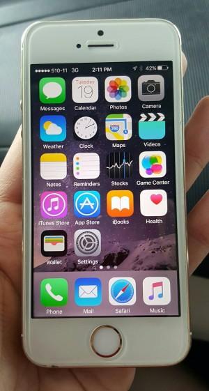 Jual iphone 5s 16gb gold 2nd minus fingerprint harga iphone 5 mjc iphone 5s 16gb gold 2nd minus fingerprint harga iphone 5 reheart Gallery