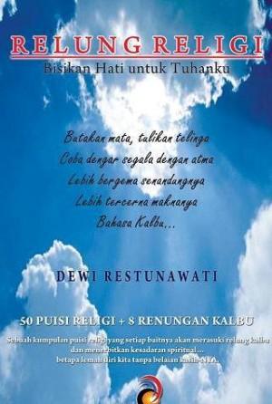 Buku Kumpulan Puisi Dan Cerpen Religi Bisikan Hati Untuk