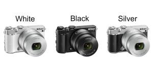 New Kamera Mirrorless Nikon 1 J5 10-30mm