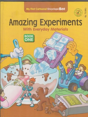 My First Cartoonal Encylope Bee : Amazing Experiments Book One