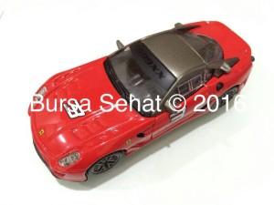 "Burago Die Cast Shell ""Ferrari 599XX"" 1:43"