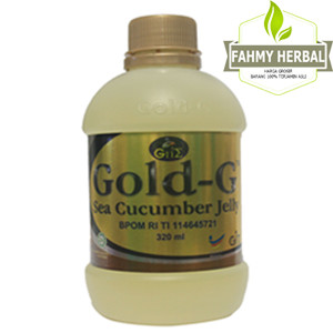Image result for jelly gamat gold g fahmy herbal