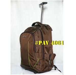 harga Tas Backpack Trolley Pav 461 Tokopedia.com