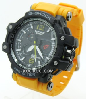 GShock / G-Shock GPW 1000 Yellow/Orange Black