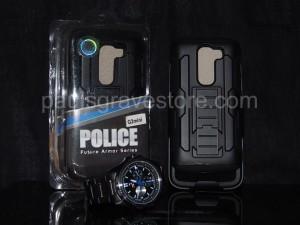 harga Heavy Duty Dual Layer Shockproof Case Future Armor Impact LG G2 Mini Tokopedia.com