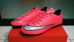 huge selection of 796af 09648 Jual Nike Mercurial Vapor X Bright Mango - Kota Surabaya - Toko-Benowo    Tokopedia