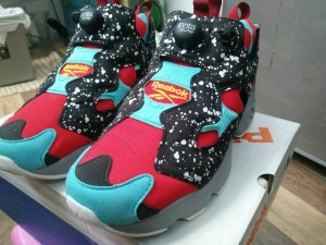 4779cedddaf Reebok Insta-pump Fury  KOLPRI REEBOK PUMP FURY OG SP SUPERMAN ...