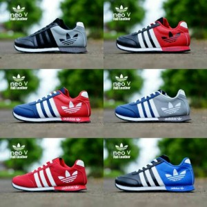 adidas neo v full leather