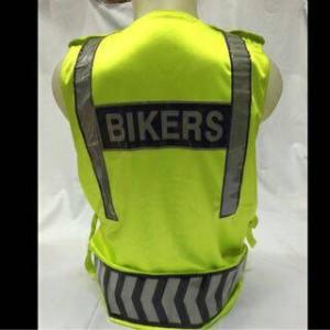 Rompi Bikers Stabilo plus Scotlight kualitas halus