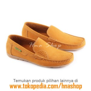 Sepatu Casual / Kasual Kulit Pria