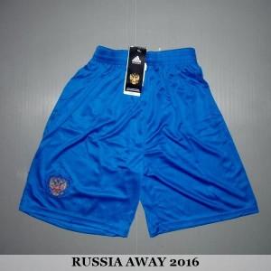 CELANA RUSIA (RUSSIA) AWAY EURO 2016 GRADE ORI