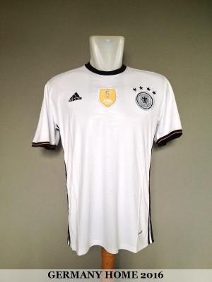 JERSEY JERMAN (GERMANY) HOME EURO 2016 GRADE ORI