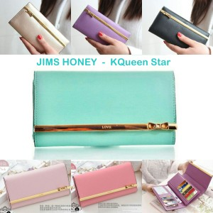 Jims Honey KQueen Star Wallet - TOSCA