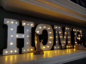 Lampu Huruf - Light Letter - Lampu Nama - Marquee Light Letter - LED