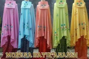 mukena batik anata