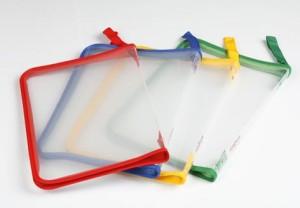 Jual Map Plastik Resleting Zipper Bag X One atk Kota
