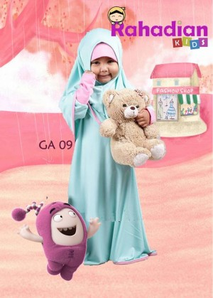 Gamis Anak Jersey 06 M