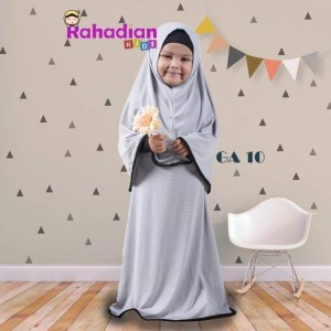 Gamis Anak Jersey 07 L
