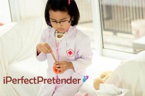 Jas dokter untuk Anak 4- 6 tahun