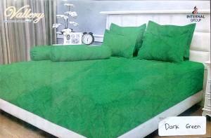 Bedcover Vallery 180 – Dark Green