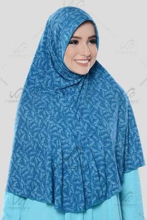 Kerudung Rabbani Frily Print (Size S)